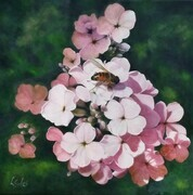 Lynn Sykes, Bee My Phlox Again