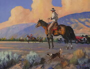 Michael Jorden, The Oliver Rodeo